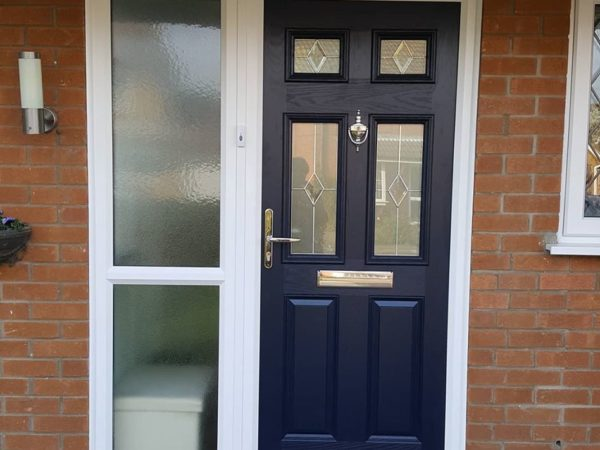Cliff Harwood UPVC Door