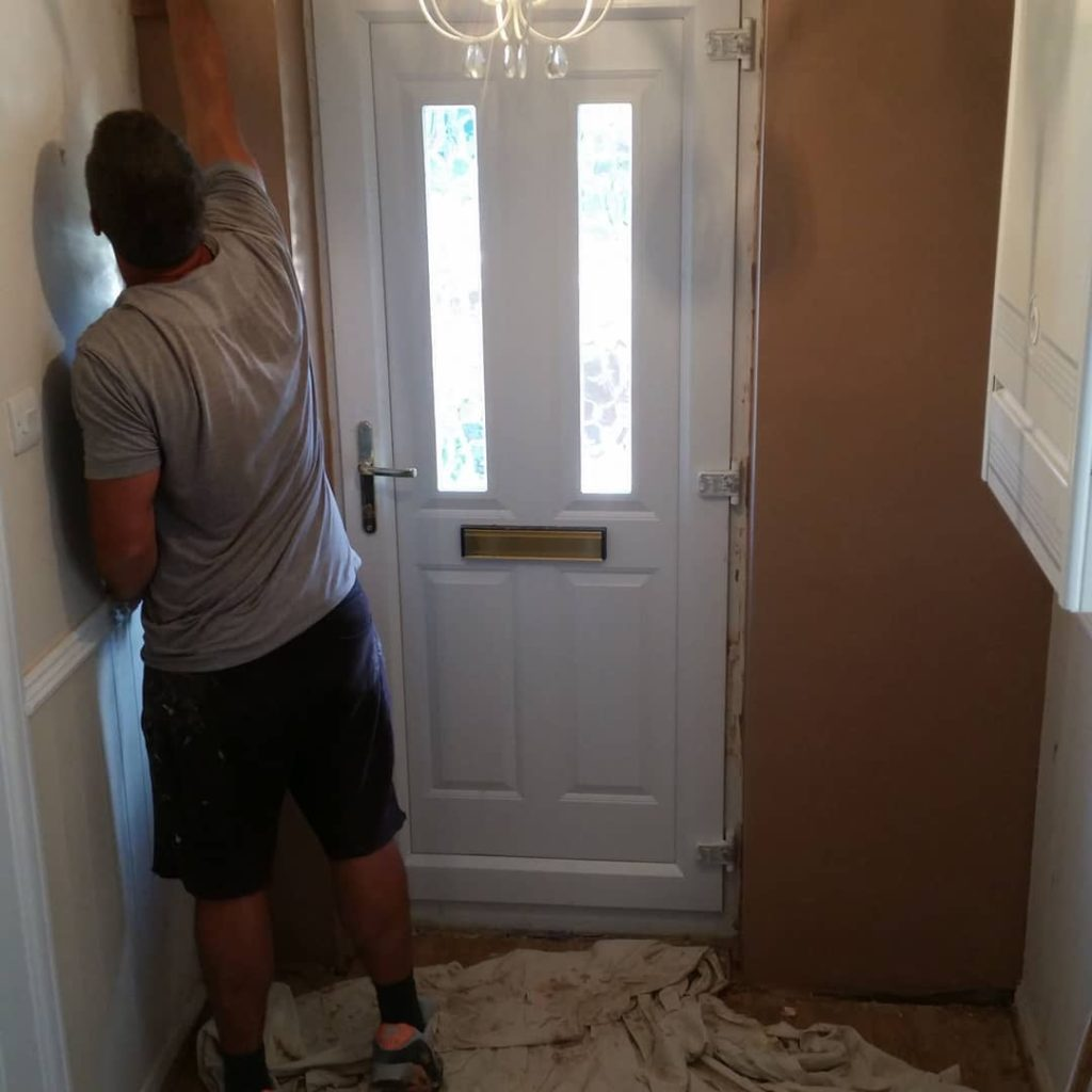 cliff harwood plastering
